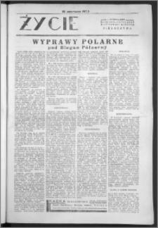 Życie : bezpłatny naukowo - popularny ilustrowany dodatek Pielgrzyma, 19 czerwca 1932