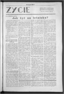 Życie : bezpłatny naukowo - popularny ilustrowany dodatek Pielgrzyma, 31 lipca 1932