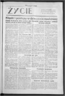Życie : bezpłatny naukowo - popularny ilustrowany dodatek Pielgrzyma, 25 września 1932