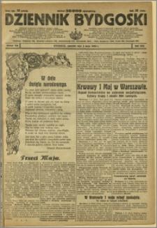 Dziennik Bydgoski, 1928, R.22, nr 103