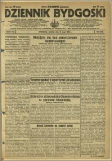 Dziennik Bydgoski, 1928, R.22, nr 124