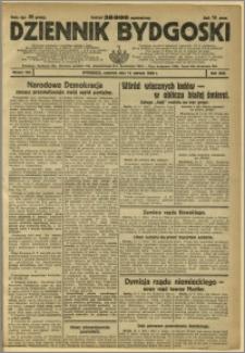 Dziennik Bydgoski, 1928, R.22, nr 135