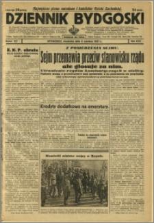 Dziennik Bydgoski, 1937, R.31, nr 127
