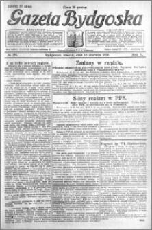 Gazeta Bydgoska 1926.06.15 R.5 nr 134