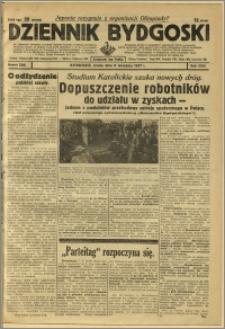 Dziennik Bydgoski, 1937, R.31, nr 206