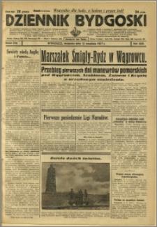 Dziennik Bydgoski, 1937, R.31, nr 210