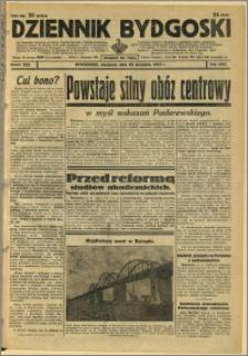 Dziennik Bydgoski, 1937, R.31, nr 222