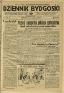 Dziennik Bydgoski, 1937, R.31, nr 282