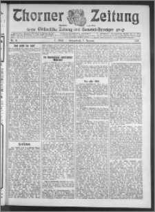 Thorner Zeitung 1911, Nr. 6 2 Blatt
