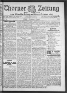 Thorner Zeitung 1911, Nr. 14 2 Blatt