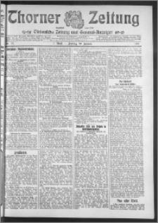 Thorner Zeitung 1911, Nr. 17 2 Blatt