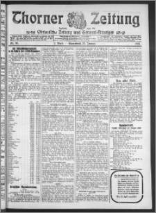 Thorner Zeitung 1911, Nr. 18 2 Blatt
