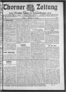 Thorner Zeitung 1911, Nr. 20 2 Blatt