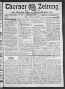 Thorner Zeitung 1911, Nr. 23 2 Blatt