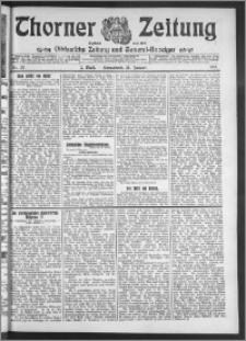 Thorner Zeitung 1911, Nr. 24 2 Blatt
