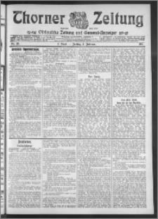 Thorner Zeitung 1911, Nr. 29 2 Blatt
