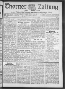 Thorner Zeitung 1911, Nr. 30 2 Blatt