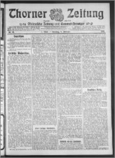 Thorner Zeitung 1911, Nr. 31 1 Blatt