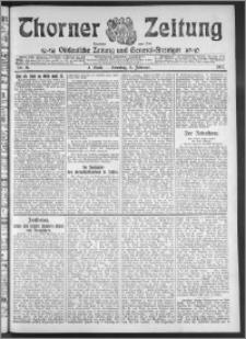 Thorner Zeitung 1911, Nr. 31 3 Blatt