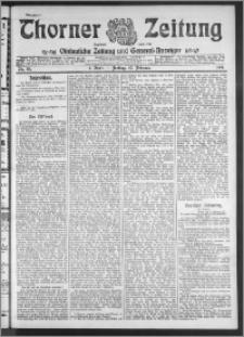 Thorner Zeitung 1911, Nr. 35 1 Blatt