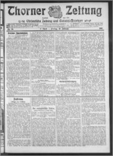 Thorner Zeitung 1911, Nr. 35 2 Blatt