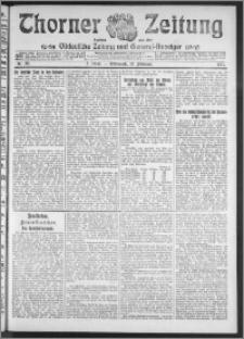 Thorner Zeitung 1911, Nr. 39 2 Blatt