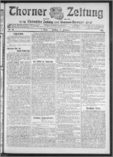 Thorner Zeitung 1911, Nr. 41 1 Blatt