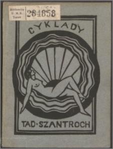 Cyklady : poezje 1907-1924
