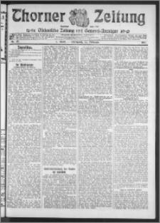 Thorner Zeitung 1911, Nr. 45 1 Blatt