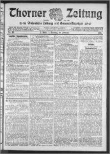 Thorner Zeitung 1911, Nr. 49 2 Blatt
