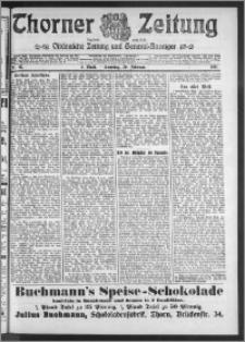 Thorner Zeitung 1911, Nr. 49 3 Blatt