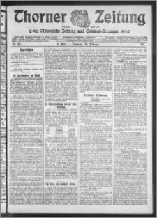Thorner Zeitung 1911, Nr. 50 1 Blatt