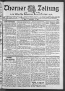 Thorner Zeitung 1911, Nr. 52 2 Blatt
