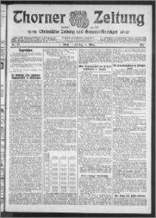 Thorner Zeitung 1911, Nr. 53 1 Blatt