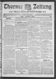 Thorner Zeitung 1911, Nr. 60 1 Blatt