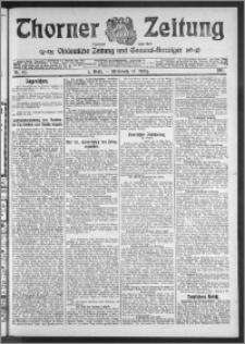 Thorner Zeitung 1911, Nr. 63 1 Blatt