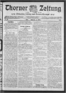 Thorner Zeitung 1911, Nr. 69 1 Blatt