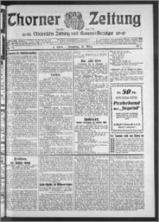 Thorner Zeitung 1911, Nr. 74 2 Blatt