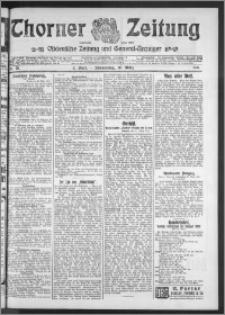 Thorner Zeitung 1911, Nr. 76 2 Blatt