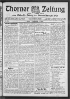 Thorner Zeitung 1911, Nr. 78 2 Blatt