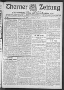 Thorner Zeitung 1911, Nr. 90 3 Blatt