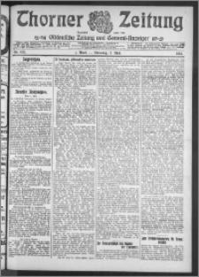 Thorner Zeitung 1911, Nr. 102 1 Blatt