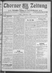 Thorner Zeitung 1911, Nr. 104 2 Blatt