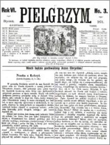 Pielgrzym, pismo religijne dla ludu 1874 nr 3
