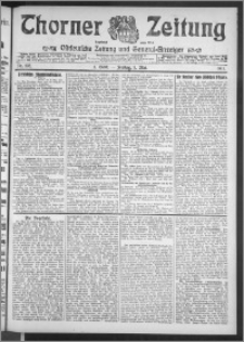 Thorner Zeitung 1911, Nr. 105 2 Blatt