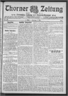 Thorner Zeitung 1911, Nr. 107 1 Blatt