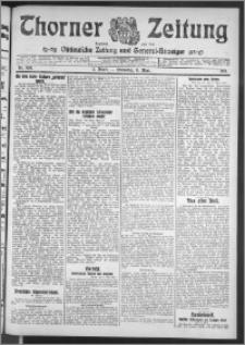 Thorner Zeitung 1911, Nr. 108 2 Blatt