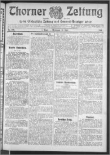 Thorner Zeitung 1911, Nr. 109 1 Blatt