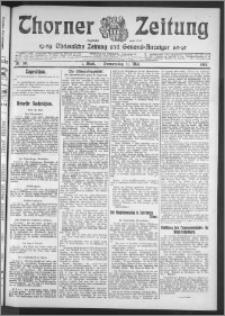 Thorner Zeitung 1911, Nr. 110 1 Blatt
