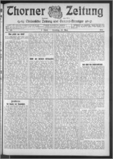 Thorner Zeitung 1911, Nr. 113 3 Blatt